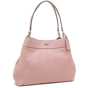Coach NWT Lexy Shoulder Bag in Pink